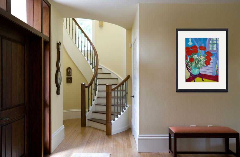 """""""Poppies Waiting For Me At Home DSC00008&quot  by sharyart"""