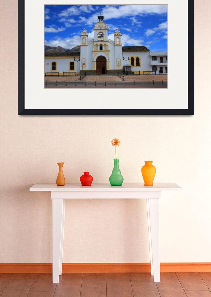 """Catholic Church in Quiroga&quot  (2015) by rhamm"