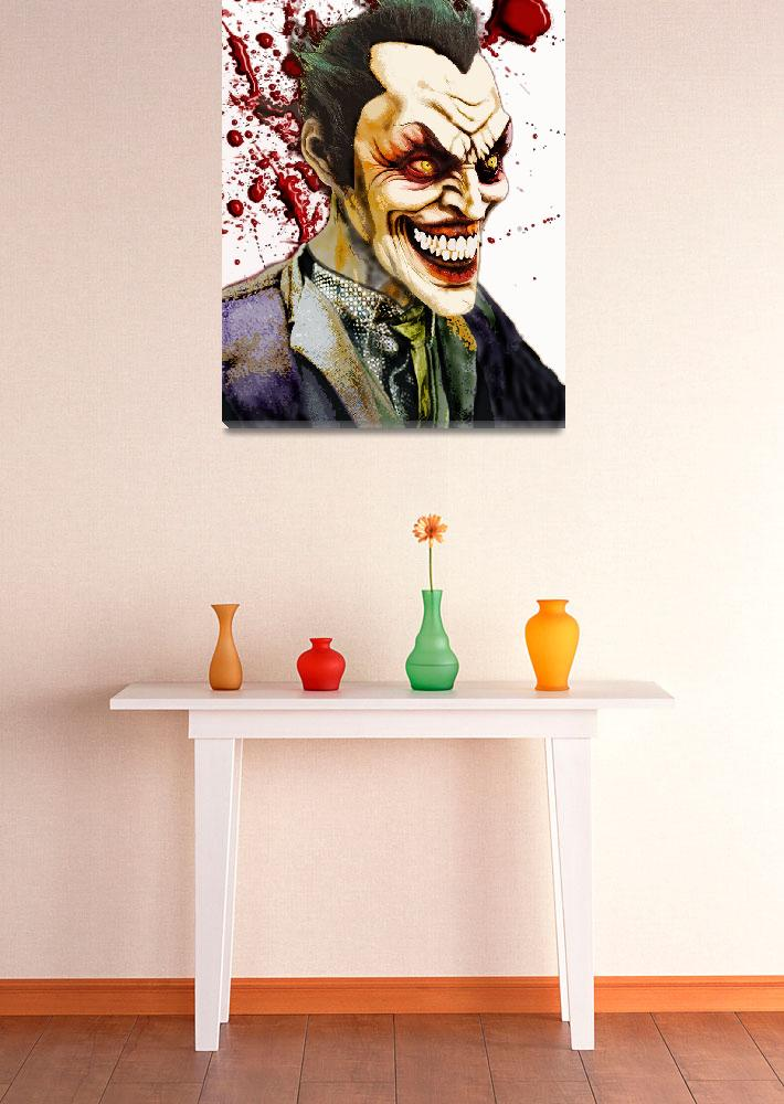 """Joker&quot  (2011) by EntenceCreations"