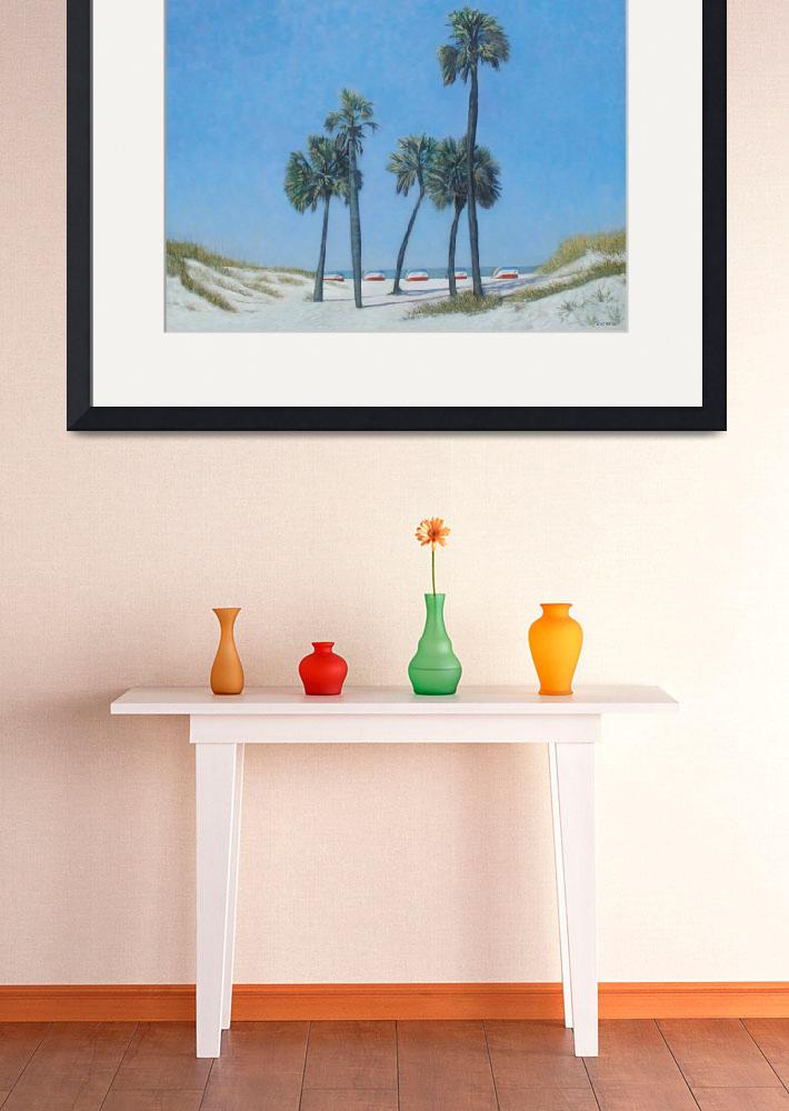 """""""High Noon On Clearwater Beach&quot  by AngeloJAversa"""