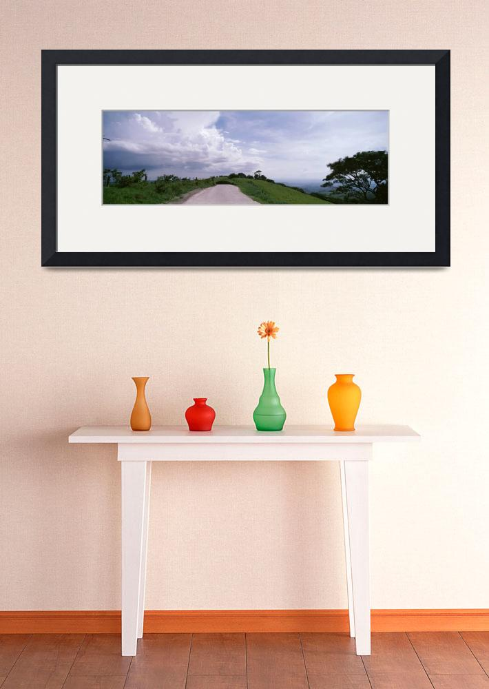 """""""Road Guanacaste Province Costa Rica&quot  by Panoramic_Images"""