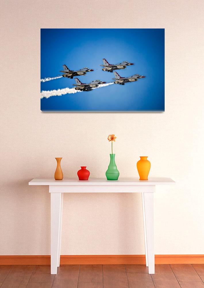 """""""Thunderbirds&quot  (2011) by useatripod"""
