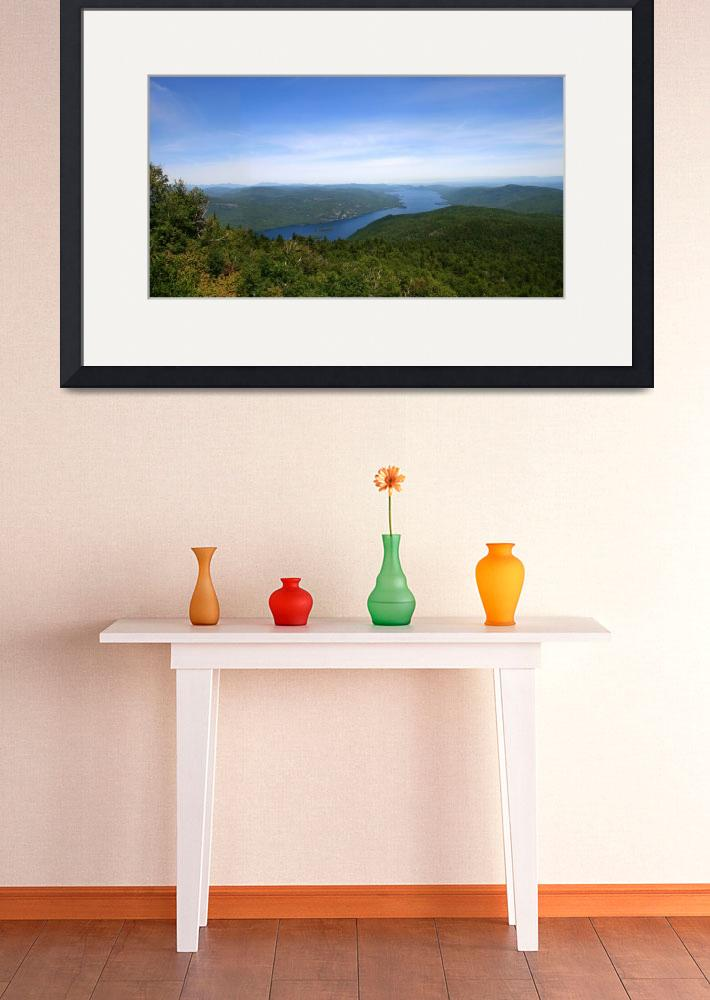 """""""Lake George&quot  (2006) by cwilwol"""
