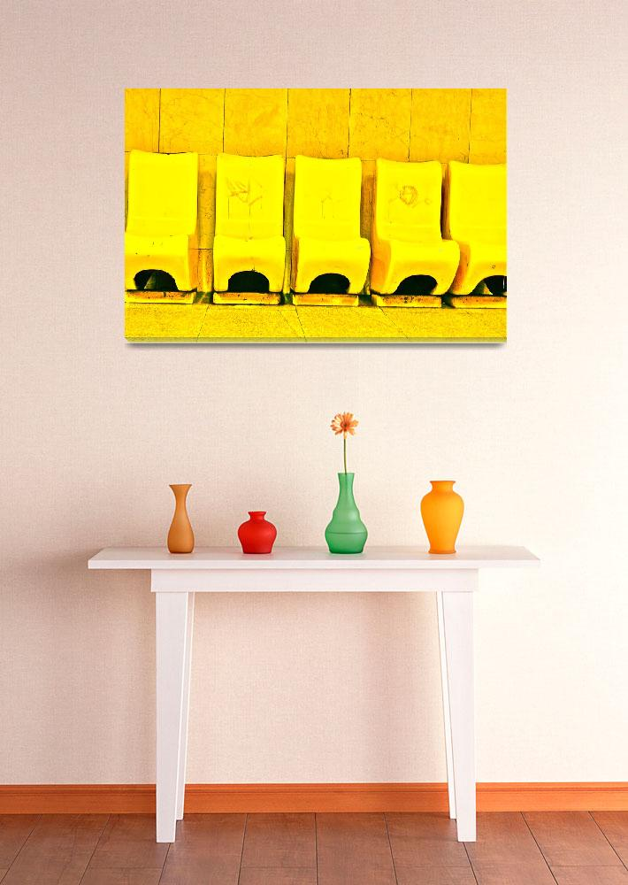 """""""It was all yellow&quot  (2010) by najube"""