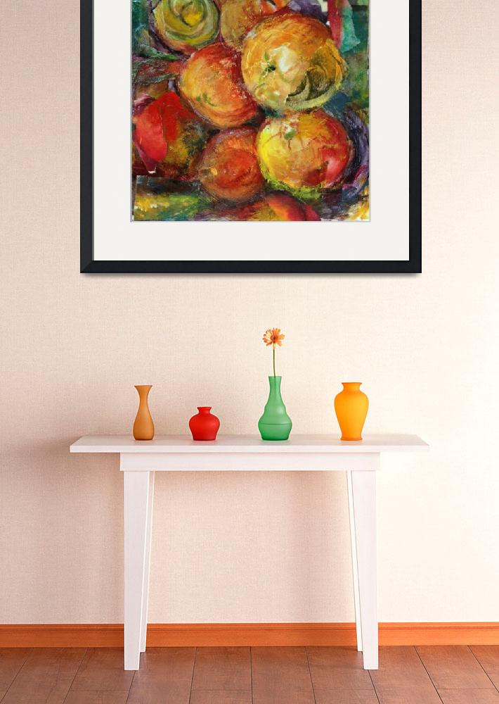 """Apples and Oranges&quot  by eileenmurray"