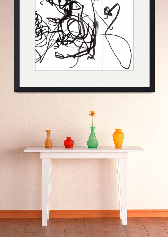 """""""The Very Hungry Caterpillar Triptych - Middle""""  (2008) by AutisticArtists"""