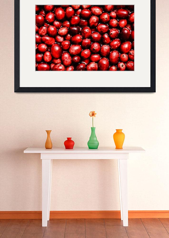 """Cranberries, Edit C""  (2014) by nawfalnur"