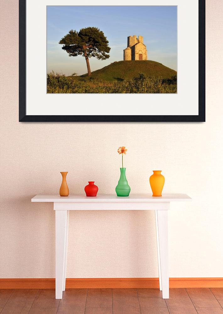 """Tree and St. Nicolas Church, Nin, Croatia&quot  by petrsvarc"