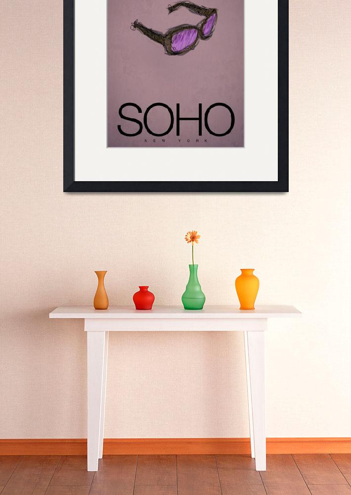 """""""Soho Fashion Shades&quot  by FirstCollection"""