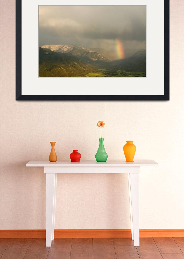 """Ouray Rainbow&quot  (2005) by studio4-2"