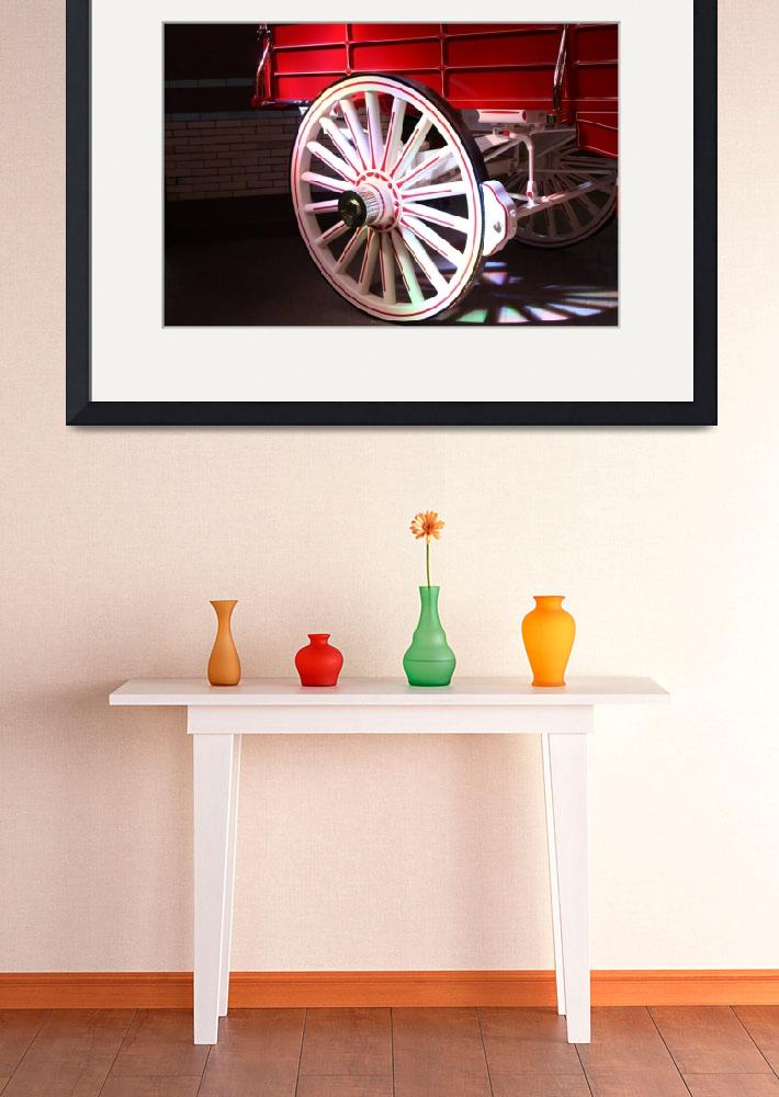 """""""Colored Wheel&quot  (2010) by lightimagephotography"""