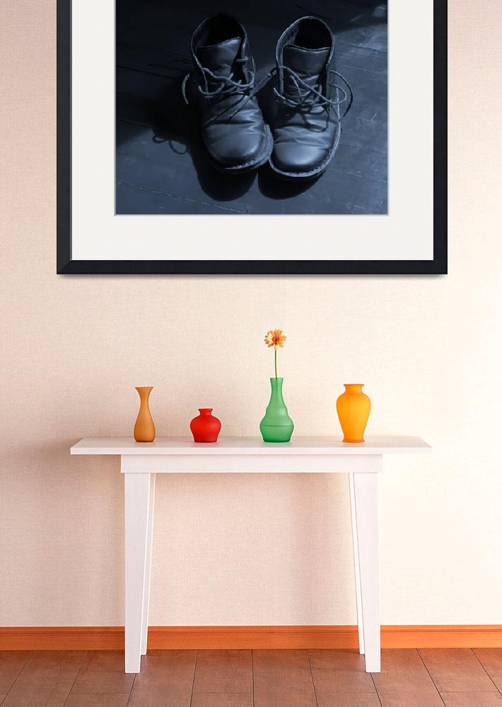 """""""Ode to Shoes&quot  (2011) by peterwagnerphotos"""