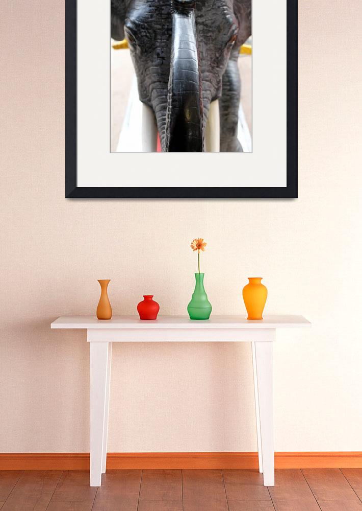 """""""Manitou Elephant Ride&quot  (2013) by CanOkie"""