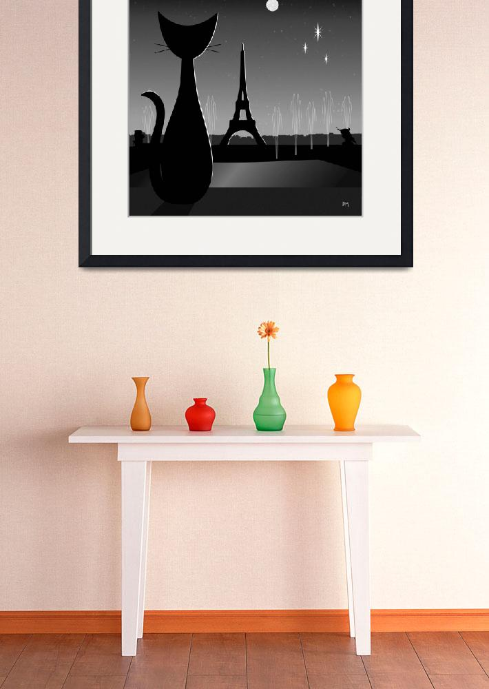 """Eiffel Tower&quot  (2014) by DMibus"
