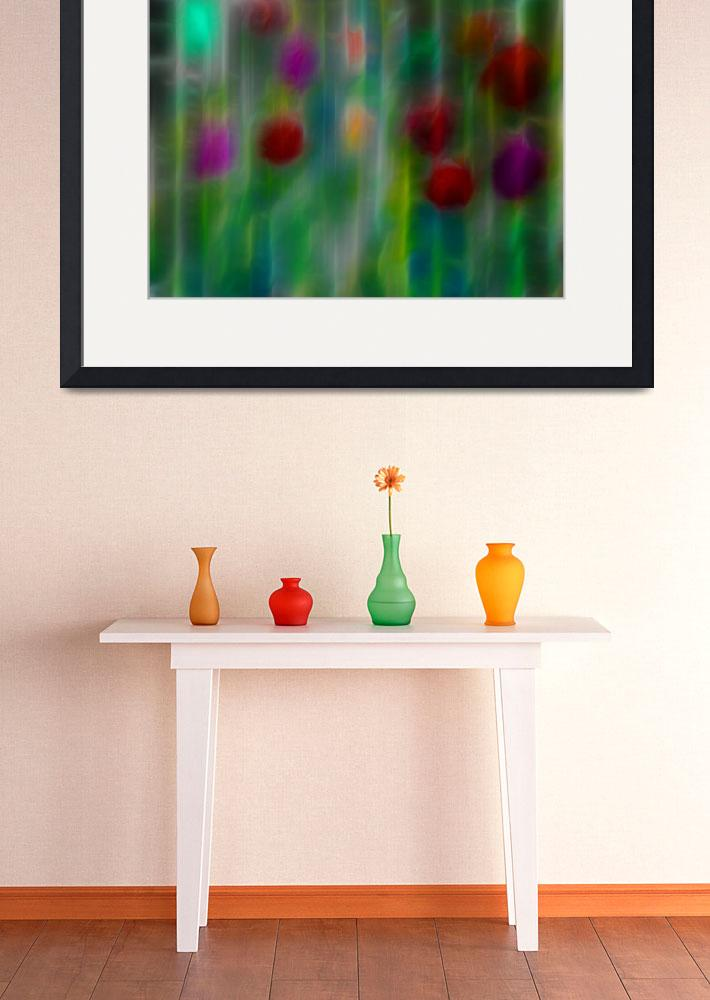 """Hint of tulips&quot  (2009) by artforcancer"
