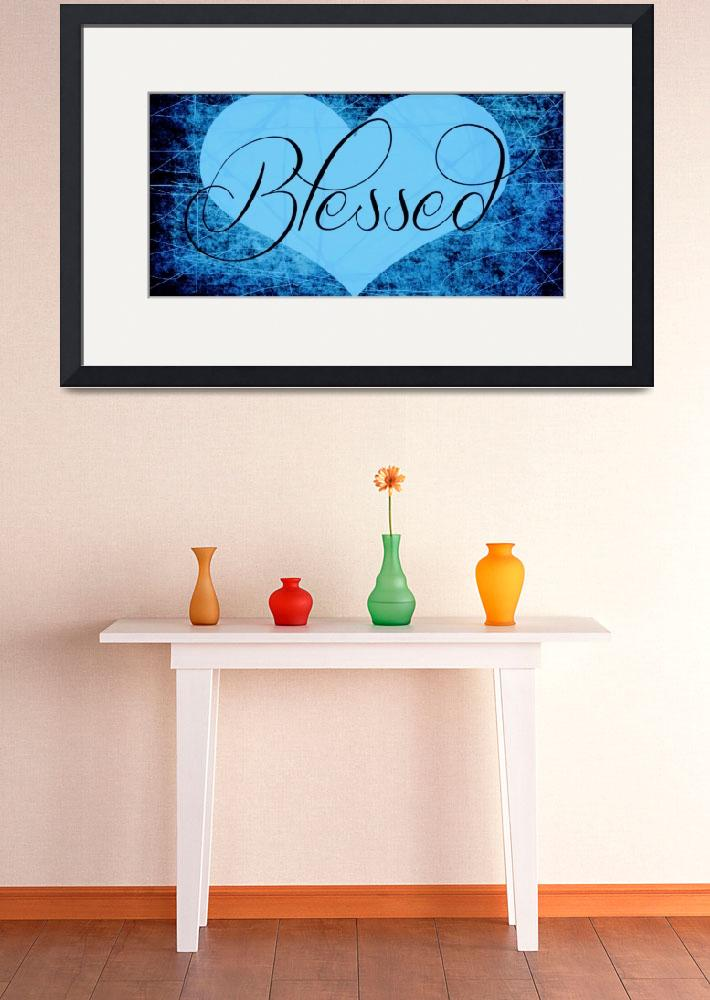 """""""blessed heart blues&quot  by lizmix"""
