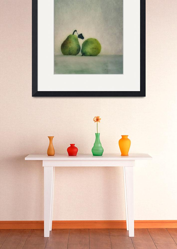 """a couple of pears&quot  by Piri"