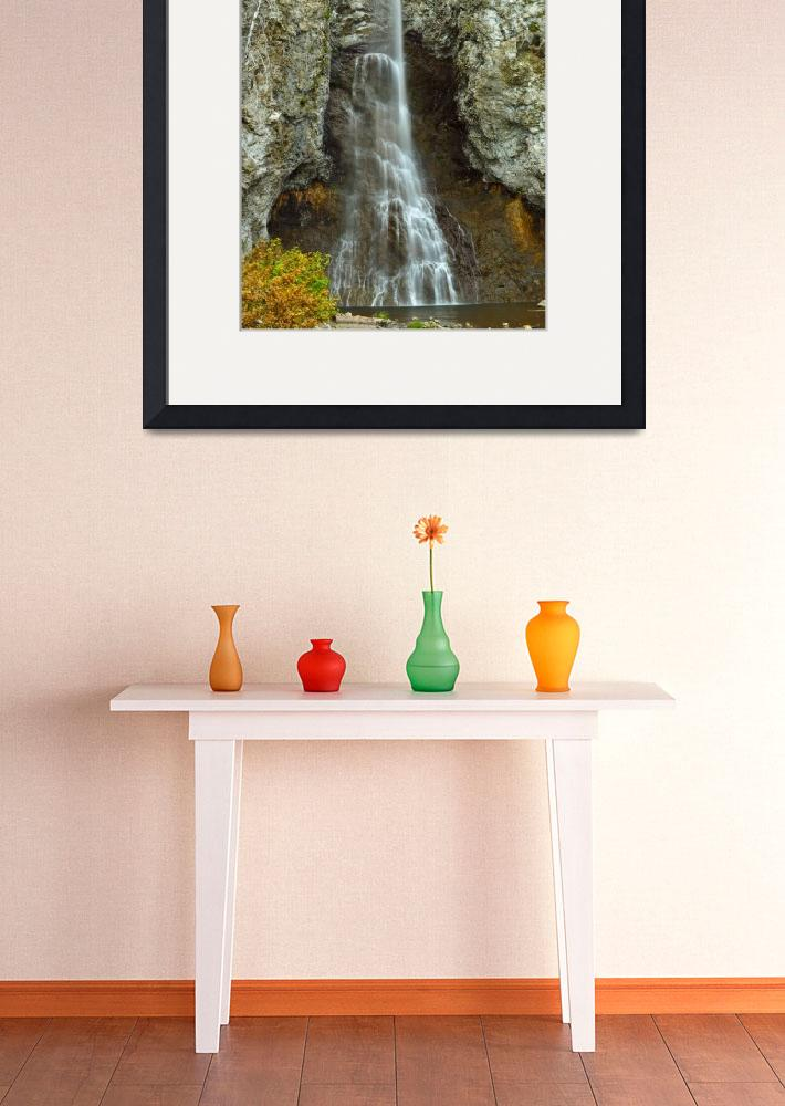 """""""Fairy Falls&quot  (2009) by GregNorrell"""