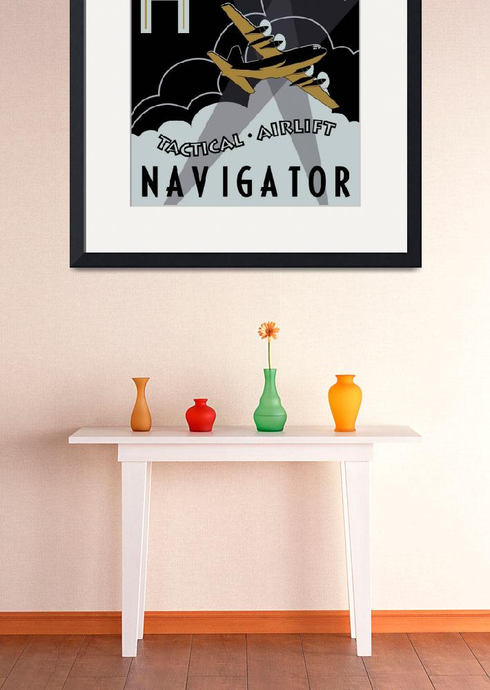 """""""Herk Deco - Navigator&quot  (2005) by mabrooks"""