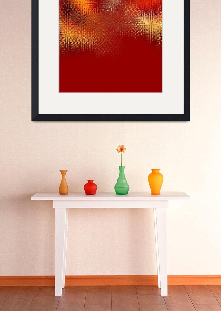 """""""Red #2&quot  by RuthPalmer"""