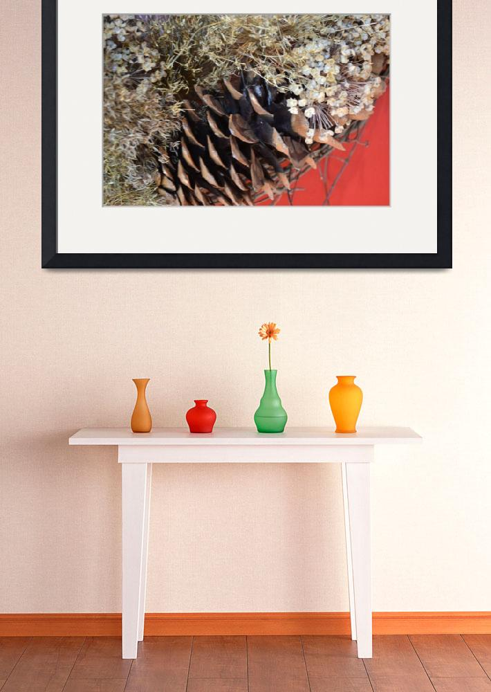 """""""Pinecone""""  by JustineGersich"""