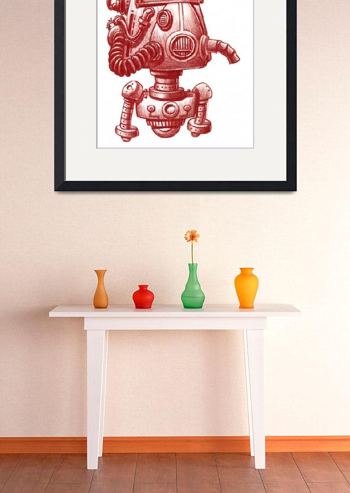 """""""Coffeemaker&quot  (2000) by MikeCressy"""