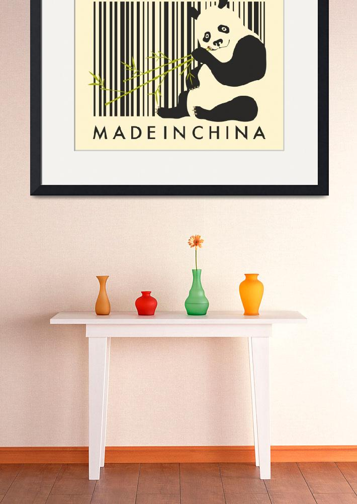 """""""Made in China""""  by JazzberryBlue"""