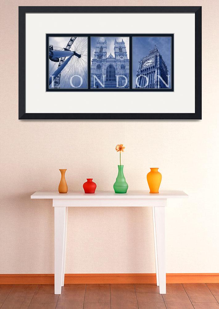 """London in Three Images&quot  (2009) by aswendener"