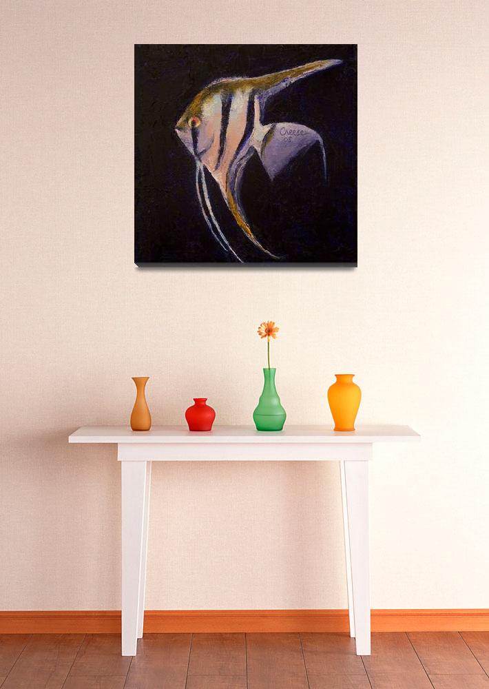 """""""Angelfish""""  by creese"""