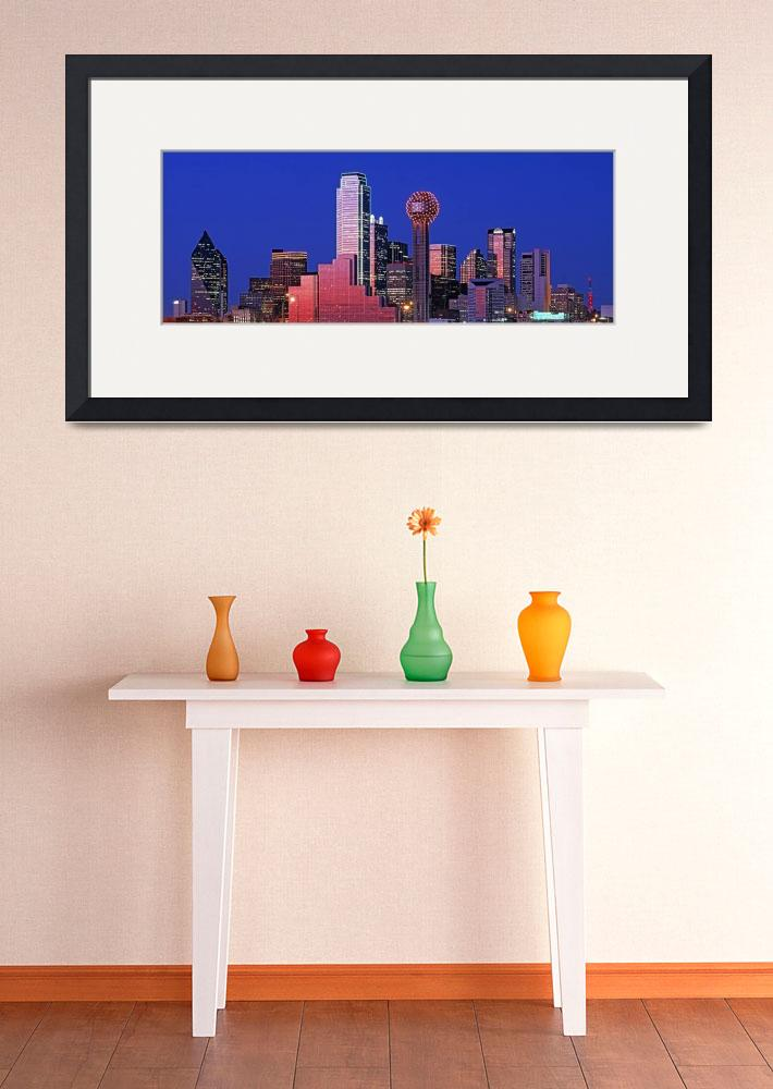 """""""Dallas, Texas&quot  by IK_Stores"""