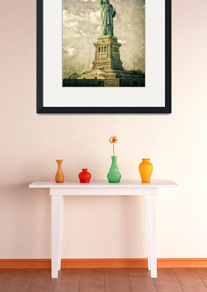 """""""Statue of Liberty&quot  (2012) by annayanev"""