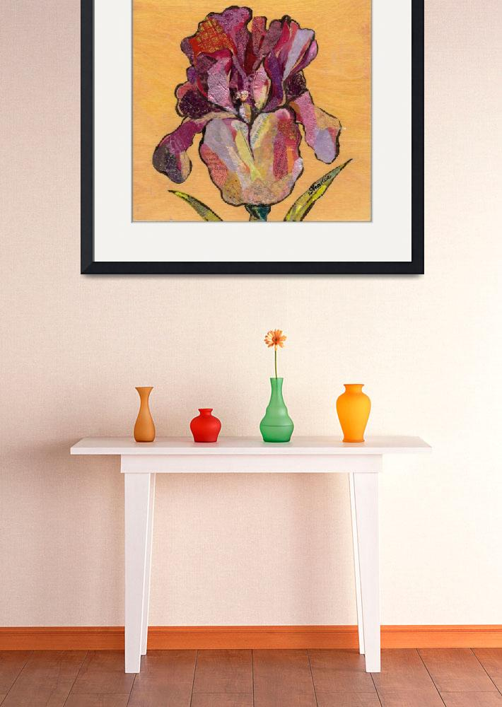 """Floral Collage Prints by Art of Shadia&quot  by ArtOfShadia"
