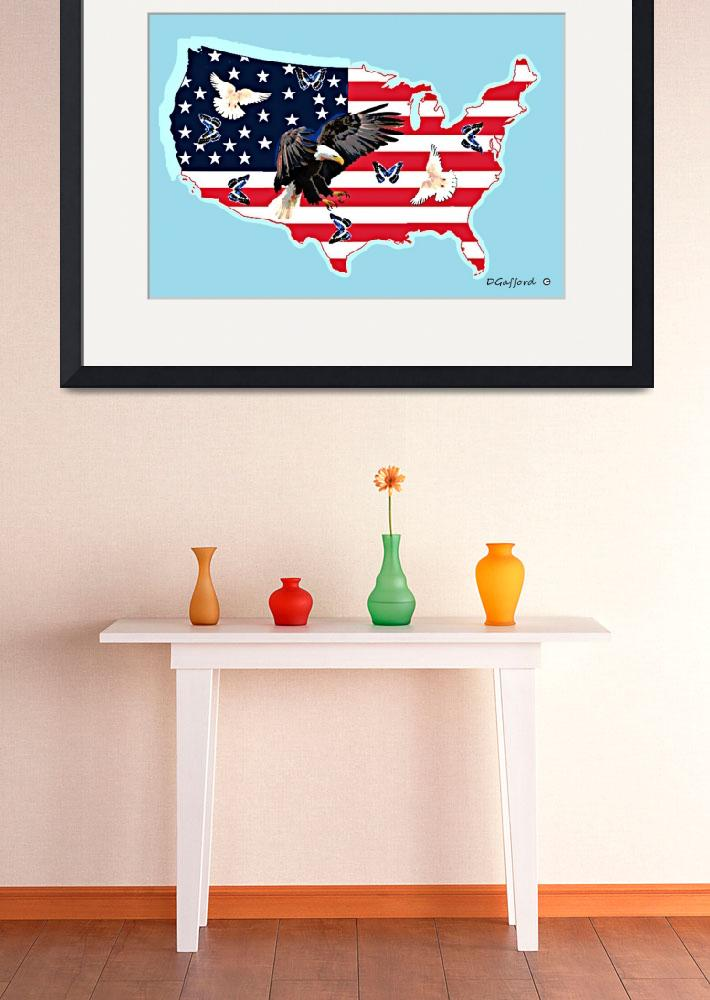 """""""Land of the Free&quot  (2011) by davegafford"""