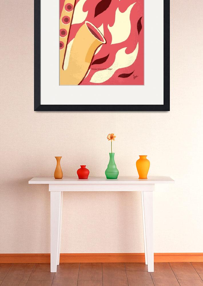 """""""No657 My St Elmos Fire minimal movie poster&quot  by Chungkong"""