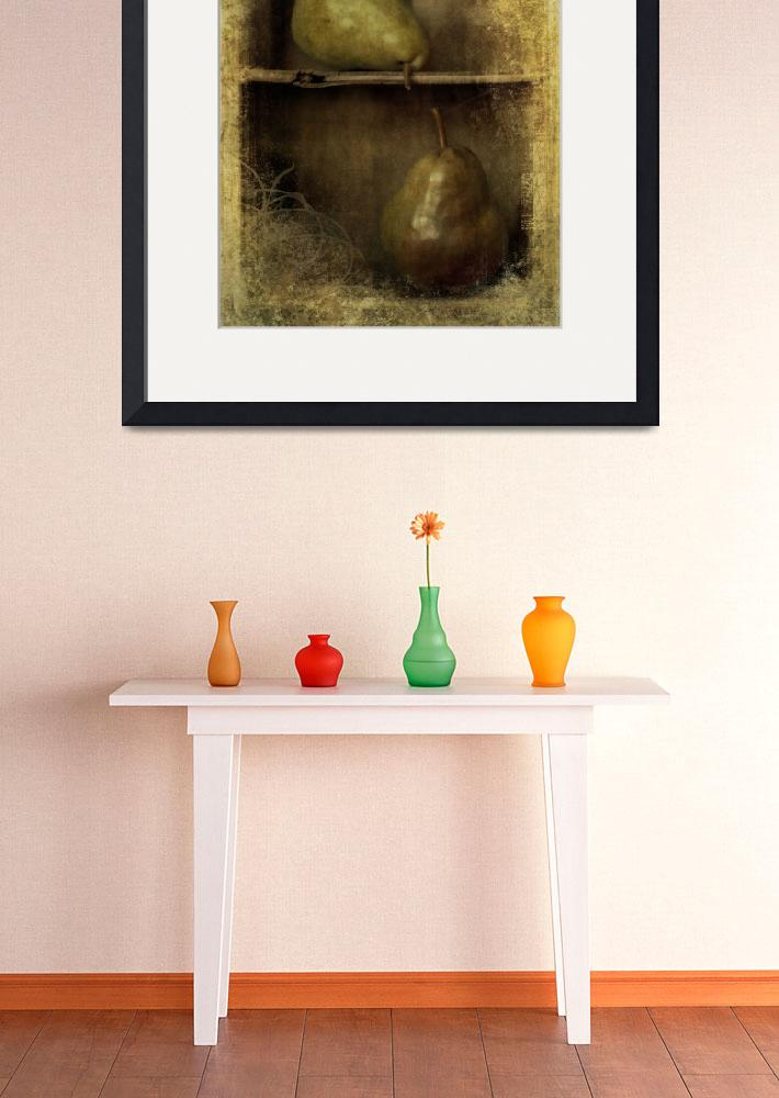 """""""pears&quot  by Piri"""