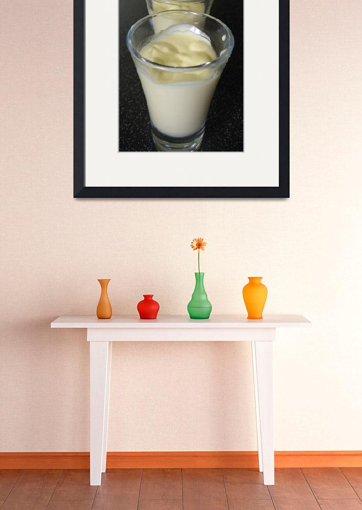 """Lemon Posset&quot  by HelenPhillips"