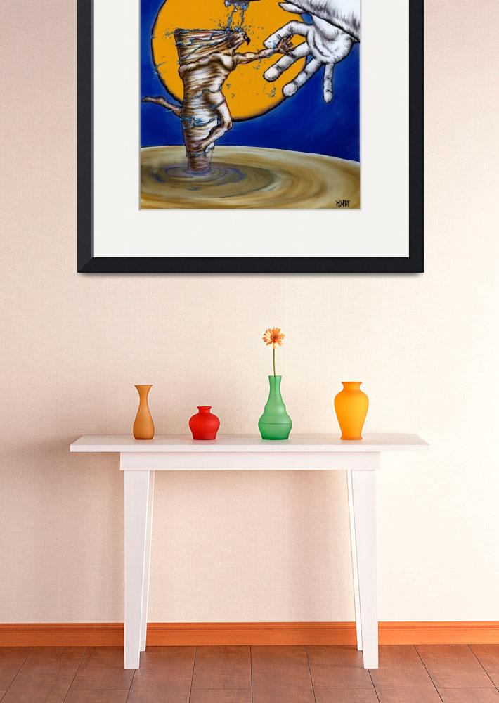 """""""potters wheel revise 2010 6-signed&quot  by Michael_Schneider-RODENT"""