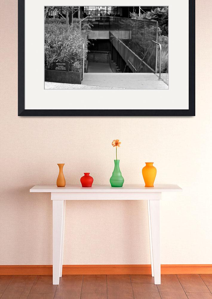 """""""The High Line_ New York City_ USA50057834484944843&quot  by tysonwilliams"""