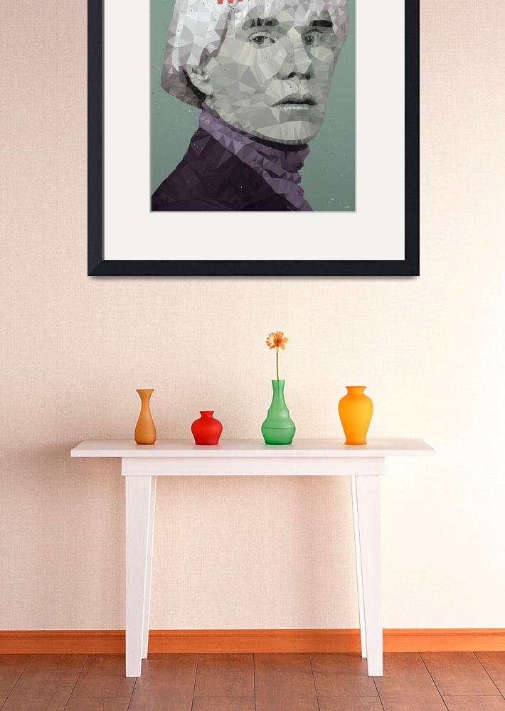 """""""Andy Warhol&quot  by artlicensing"""