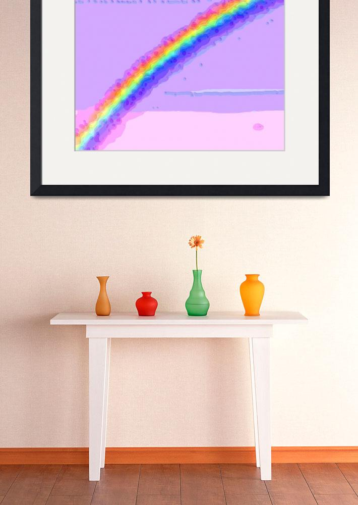 """""""Rainbow&quot  (2013) by TheNorthernTerritory"""