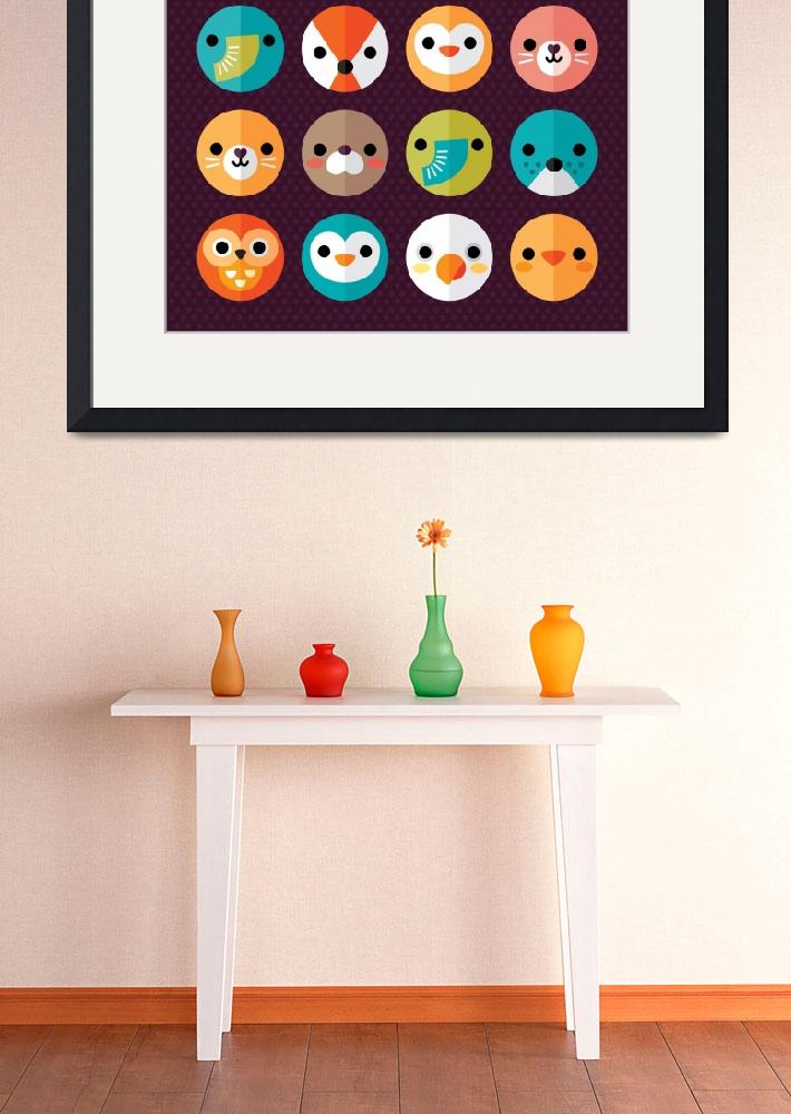"""""""Smiley Faces&quot  (2014) by DaisyBeatrice"""
