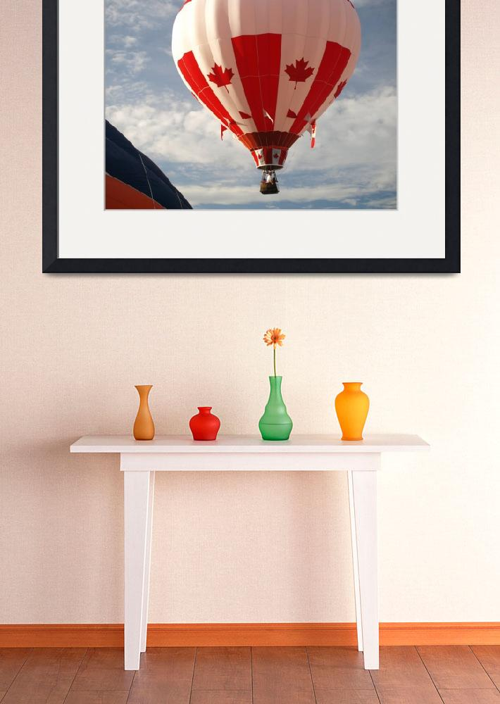 """hot air balloons 3 (Nice?)&quot  (2009) by Albertphoto"