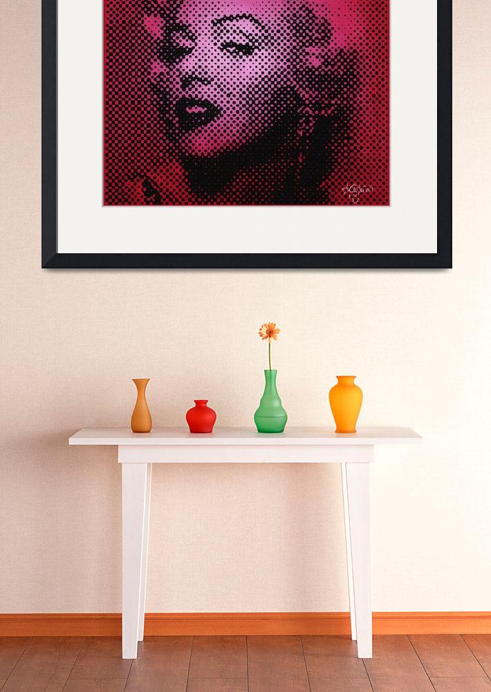 """Marilyn""  (2007) by kellijean"
