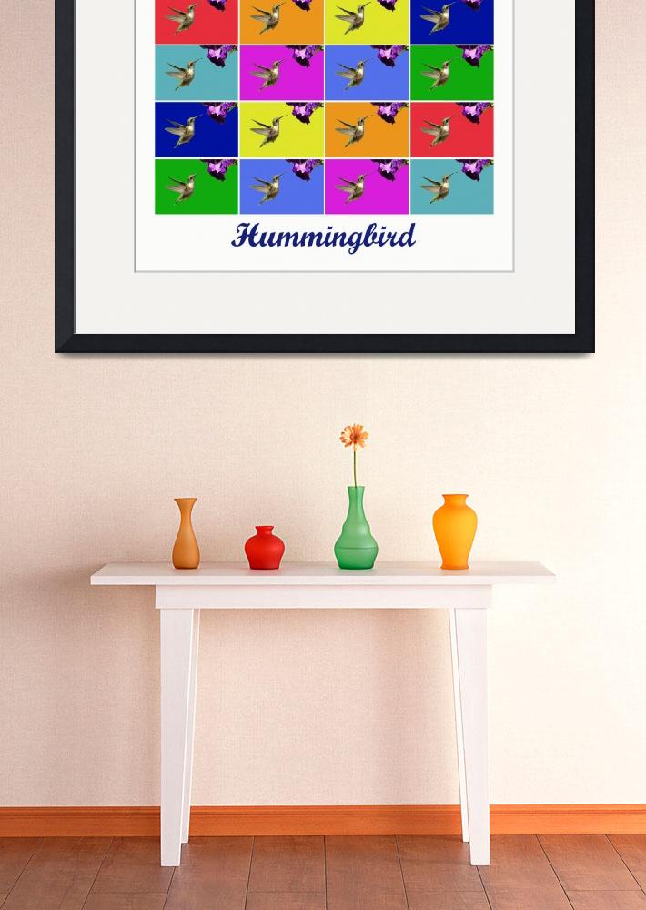 """Hummingbird x16 (Titled)&quot  (2009) by FordLou"