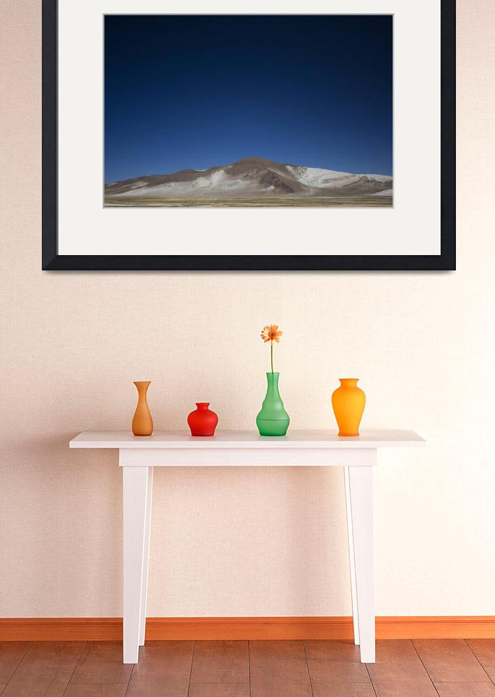 """""""Salty Mountain&quot  (2013) by corysmithphotography"""