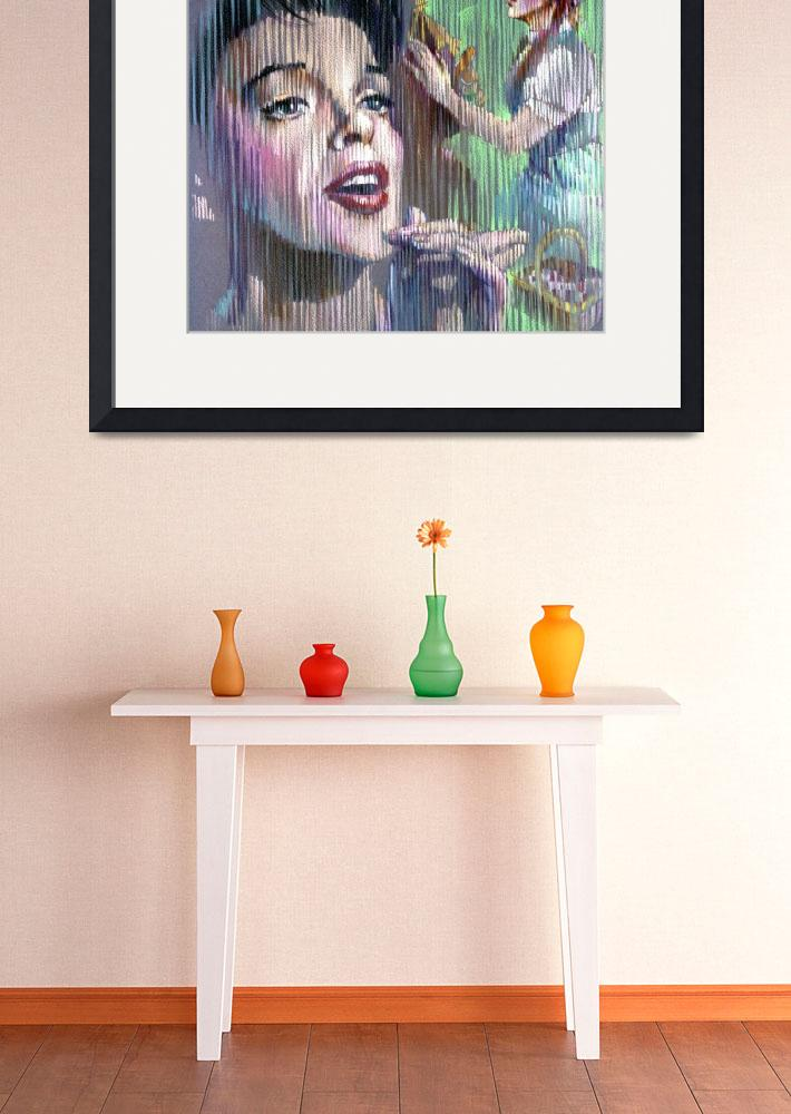 """""""Judy Garland&quot  by RetroImagesArchive"""