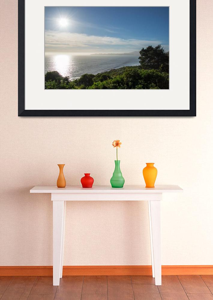 """Stinson Beach Afternoon&quot  (2015) by goatlockerguns"