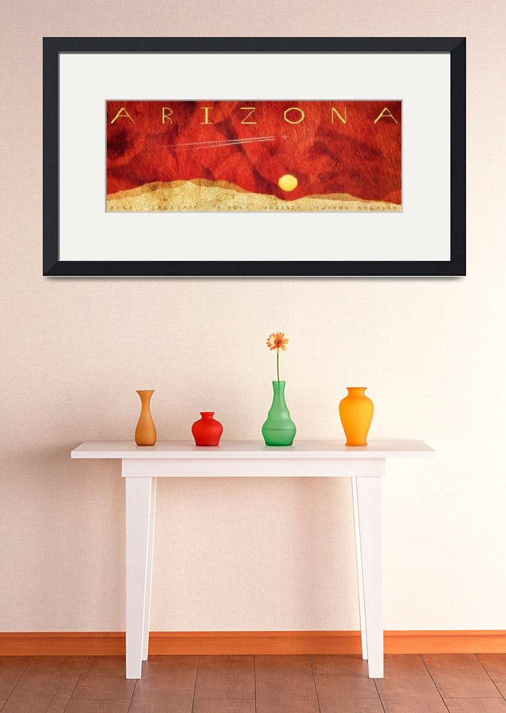 """""""Arizona: Dawn to Dusk by James Orndorf&quot  by TheyDrawandCook"""
