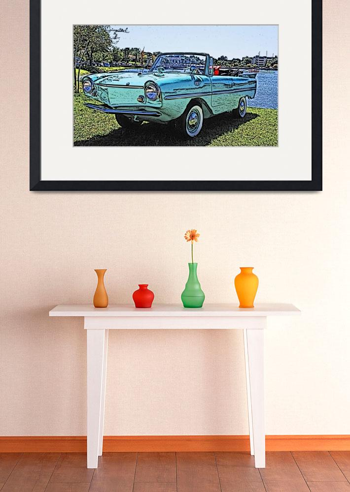 """""""Amphicar""""  (2011) by Automotography"""