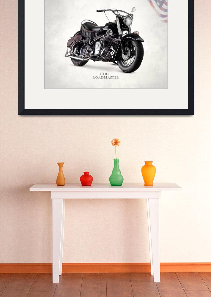 """""""The Indian Chief Roadmaster""""  by mark-rogan"""